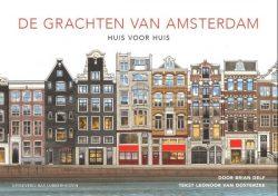De grachten van Amsterdam, 9789059375444