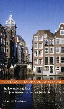 voettocht door oud-amsterdam, 9789081490429